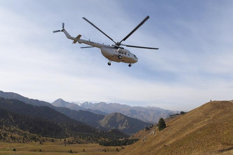 Поиски пропавших казахстанских альпинистов результатов пока не дали - КЧС