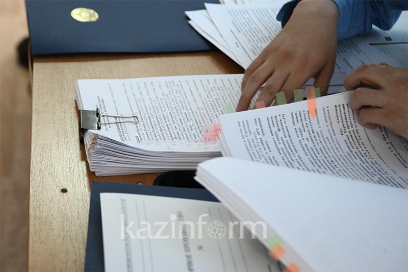 За волокиту при расследовании дела уволен начальник управления полиции Экибастуза