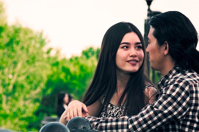 Новая казахстанская романтическая комедия выходит на экраны кинотеатров