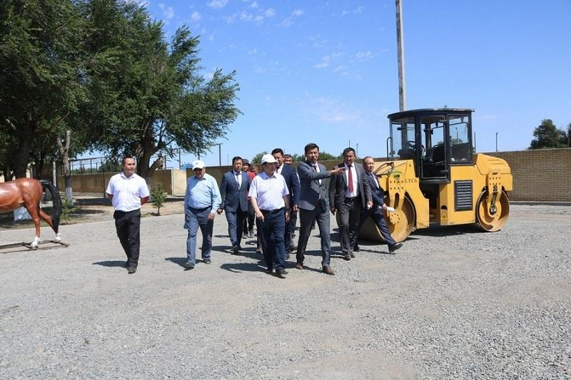 Спецпроект «Ауыл – ел бесігі»: в посёлке Атасу Карагандинской области отремонтируют объекты ЖКХ