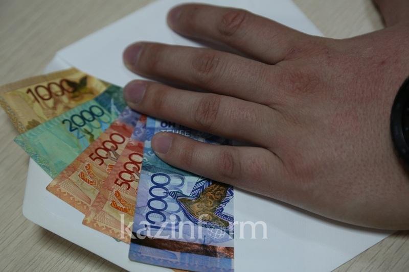На 10 млн тенге оштрафовали за взятку акима в Жамбылской области
