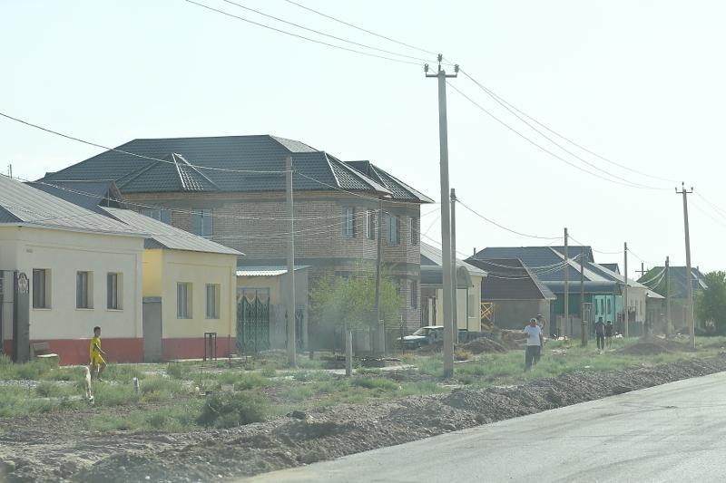 Восстановительные работы завершили в пяти секторах Арыси