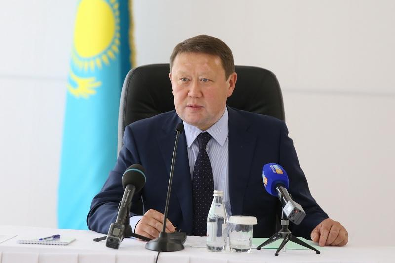 Кумар Аксакалов раскритиковал районных акимов за индустриальные проекты