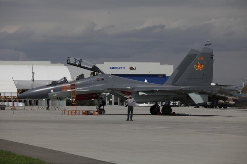 """哈萨克斯坦飞行员在""""航空飞镖-2019""""国际大赛中获得第二名"""