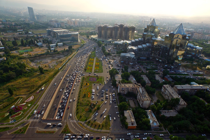 80 км/час на ВОАД и аль-Фараби в Алматы: мнение автоэксперта