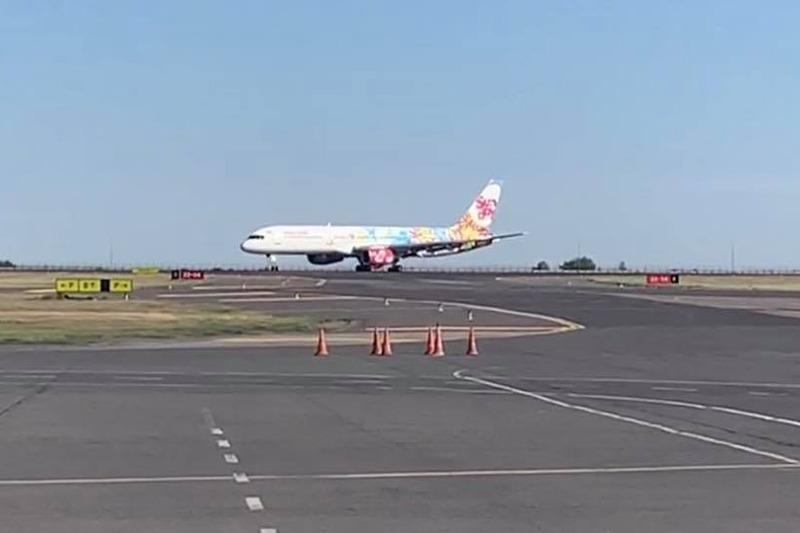 Самолет авиакомпании Scat совершил экстренную посадку в Нур-Султане