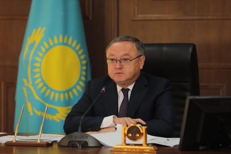 Эффективность работы госорганов повысят в Актюбинской области