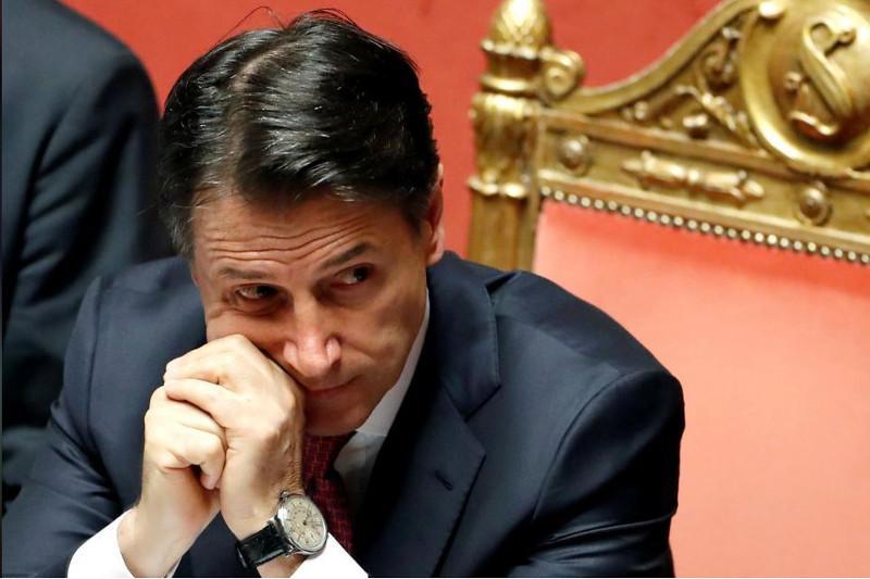 Италия Премьер-министрі отставкаға өтініш беретінін мәлімдеді