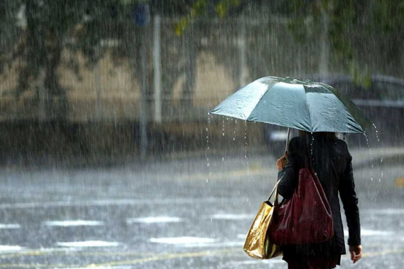 Rains to douse most parts of Kazakhstan on Wednesday