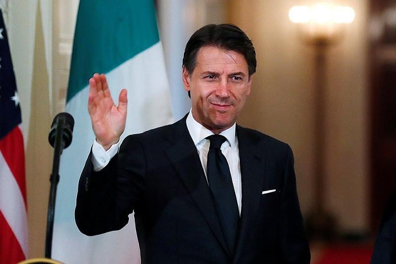 Italy's PM Giuseppe Conte to resign