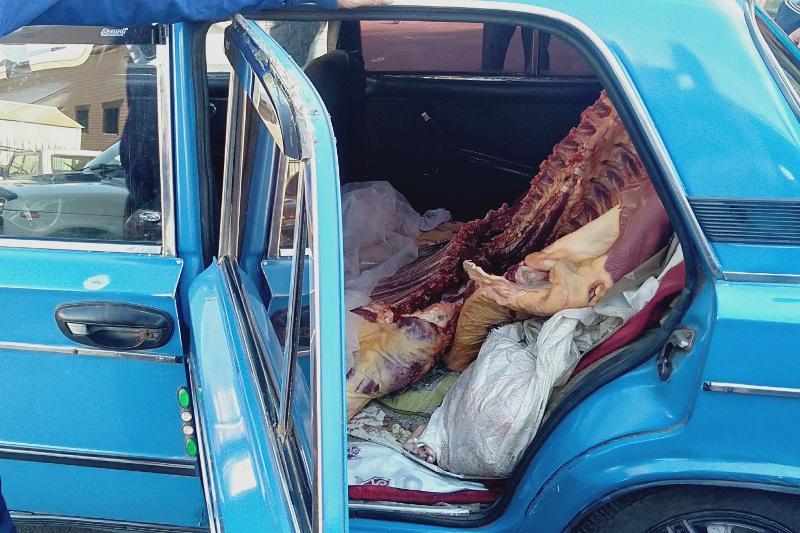 Нарушения при реализации мяса выявлены в Акмолинской области