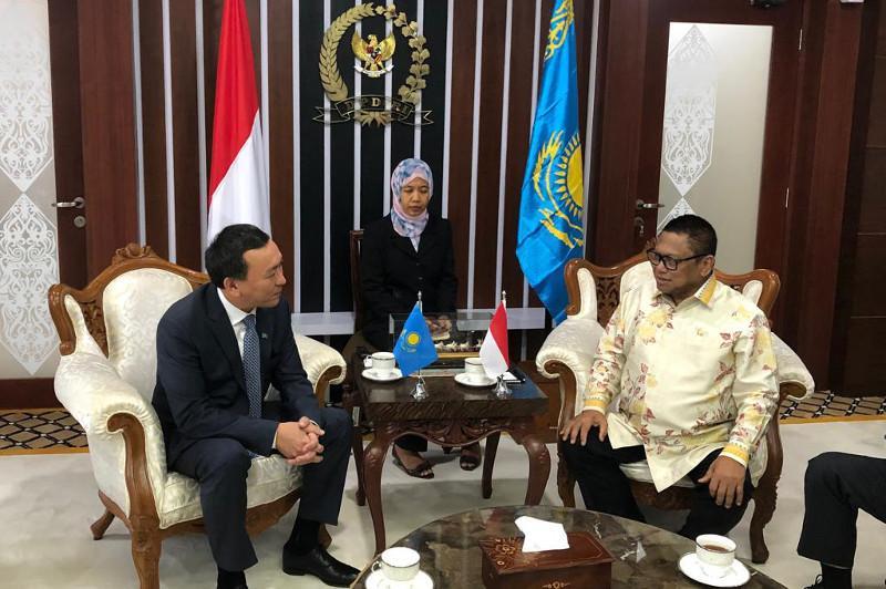 印度尼西亚地方代表理事会代表将出席欧亚国家议会议长第四次会议