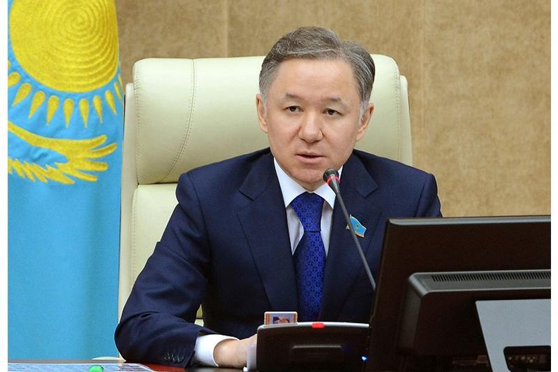 Елбасы предложил на должность руководителя фракции «Nur Otan» Нурлана Нигматулина