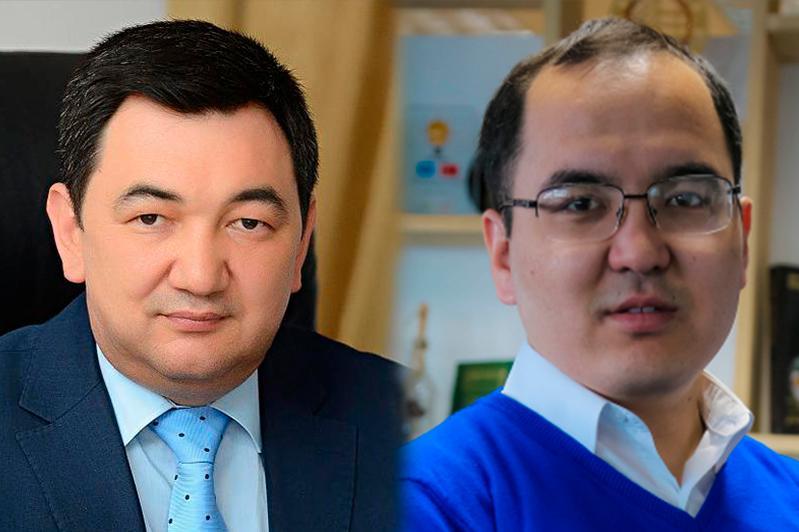 Дархан Кыдырали и Даулет Карибек вошли в Бюро Политсовета «Nur Otan»