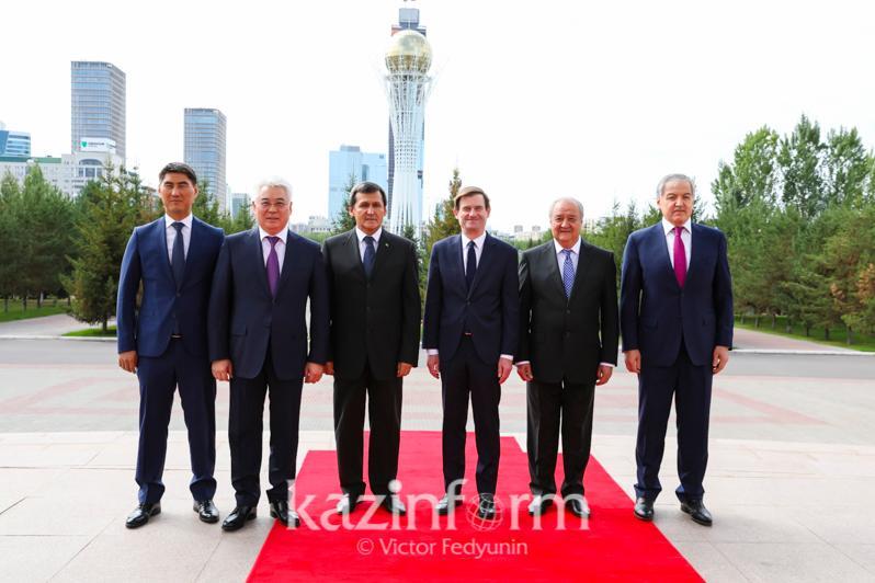 Елордада Орталық Азия елдерінің «С5+1» кездесуі өтіп жатыр
