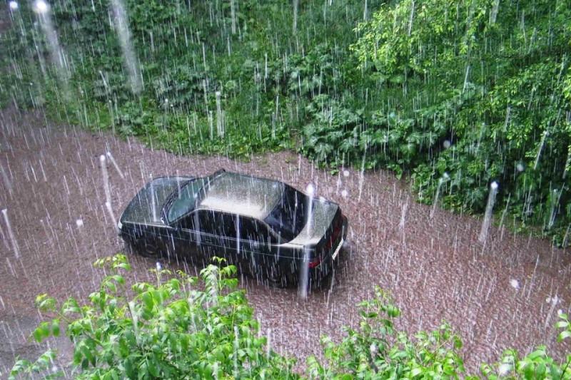 Дожди и усиление ветра ожидаются в ближайшие дни в Казахстане