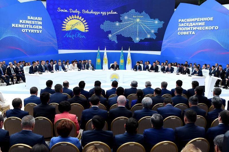 Назначения и новый формат выборов в маслихаты – итоги заседания Политсовета NurOtan
