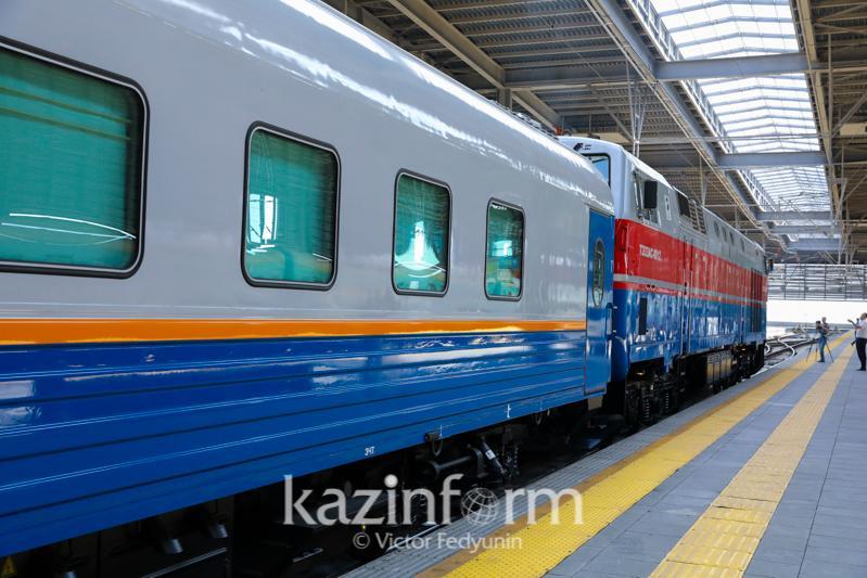 哈萨克斯坦旅客列车全面禁烟
