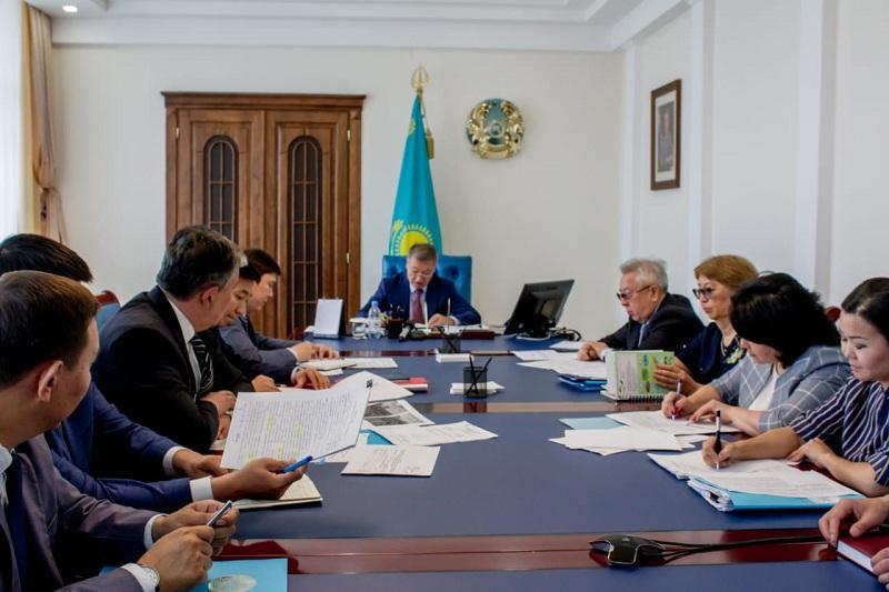 В ВКО обсудили развитие проектов ГЧП и сотрудничество с ЕБРР