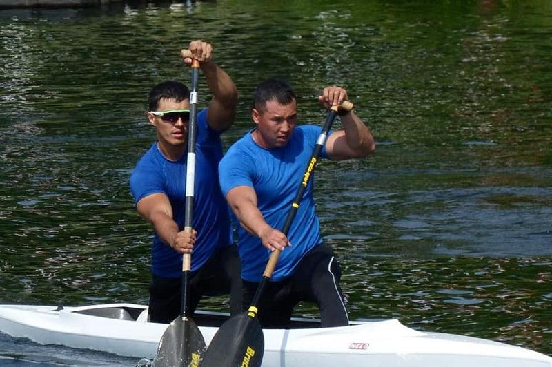 Kazakh athletes reach final at ICF Canoe Sprint World Championships