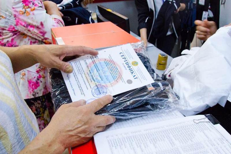 200 млн тенге выделил столичный акимат на школьные принадлежностидетям