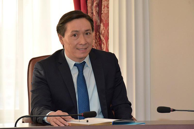 Асхат Кайнарбеков назначен председателем Комитета лесного хозяйства и животного мира