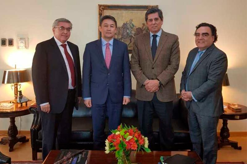 Chilean Foreign Ministry delegation to visit Nur-Sultan