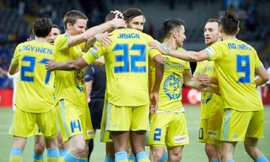 «Астана» — БАТЭ: где и когда смотреть трансляцию матча Лиги Европы