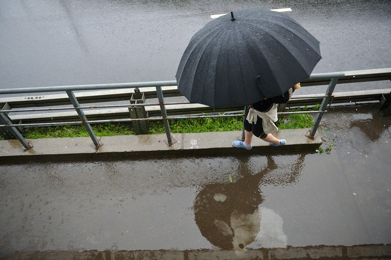 Kazakhstan wakes up to rainy Thursday