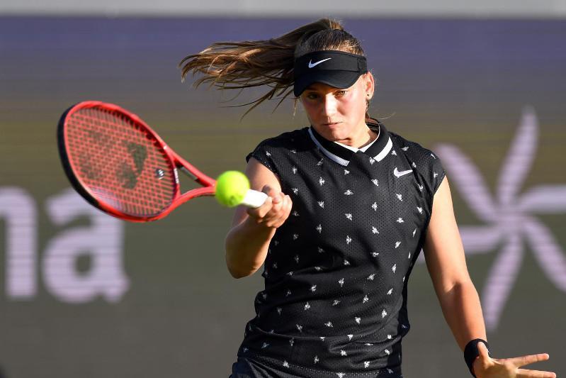 Казахстанская теннисистка пробилась в финал квалификации US Open