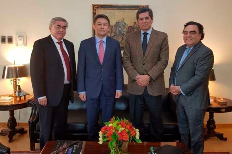 哈萨克斯坦-智利外交部间政治磋商会议将在努尔-苏丹举行