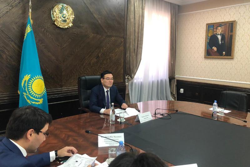 Туркестанская область - лидер по реализации программы «Экономика простых вещей»
