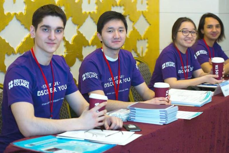Study UK Exhibition 2019 – Call for Volunteers in Nur-Sultan and Almaty