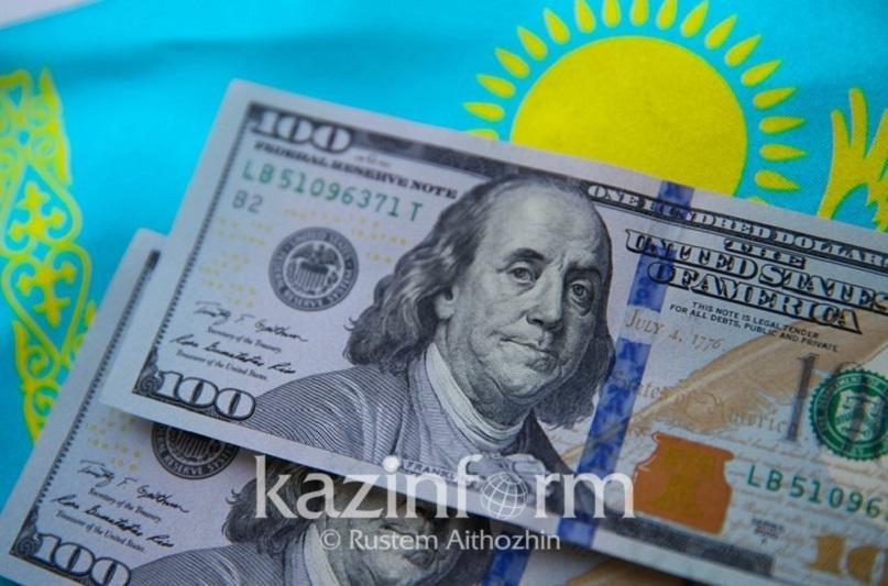 2019年上半年共有1730亿坚戈资金自国外汇入哈萨克斯坦