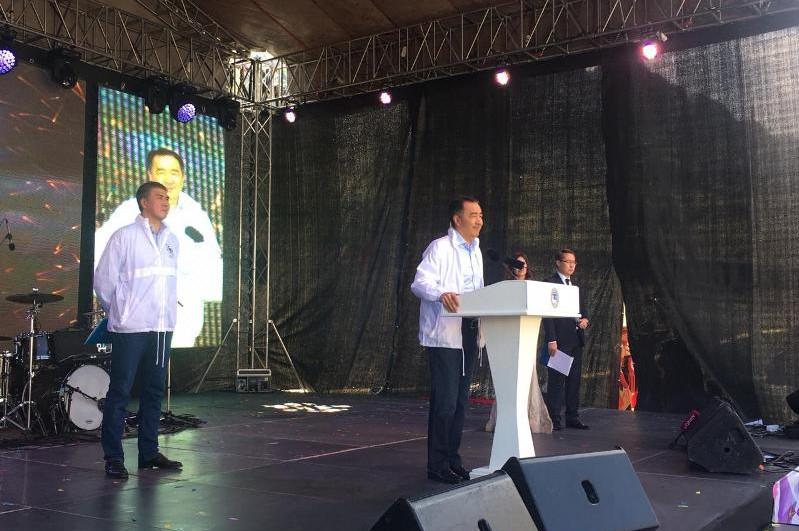 I Central Asia Youth Festival kicks off in Almaty