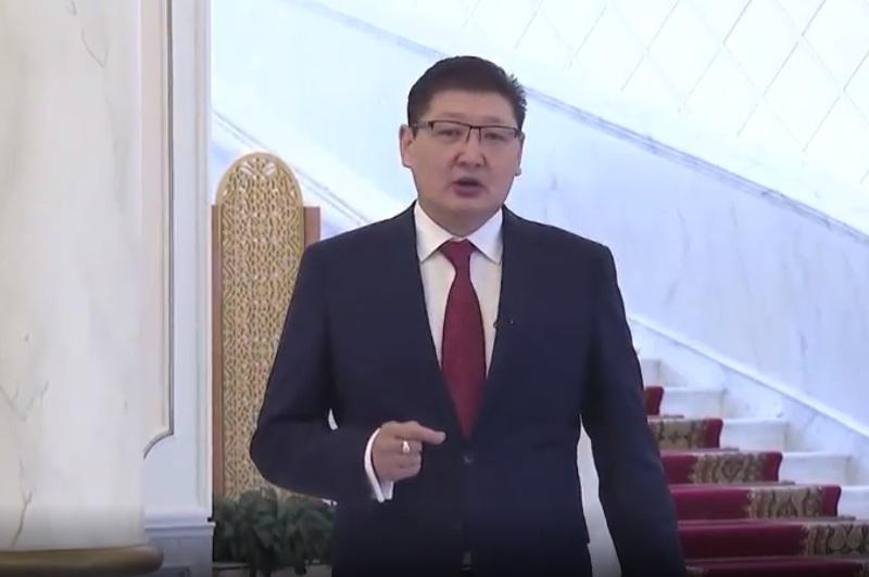 Press Secretary of Kazakh President joins #Abai175 challenge
