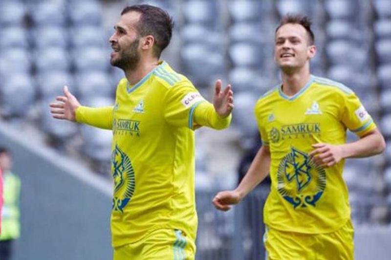 欧联杯附加赛:阿斯塔纳今晚将在主场迎战鲍里索夫队