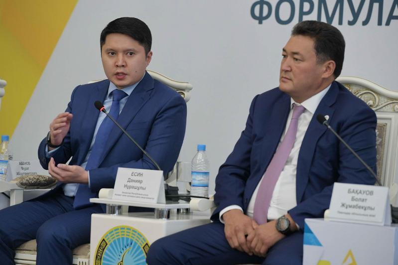 Сотрудничество НПО, бизнеса и госсектора по развитию социальных инноваций обсудили в Павлодаре