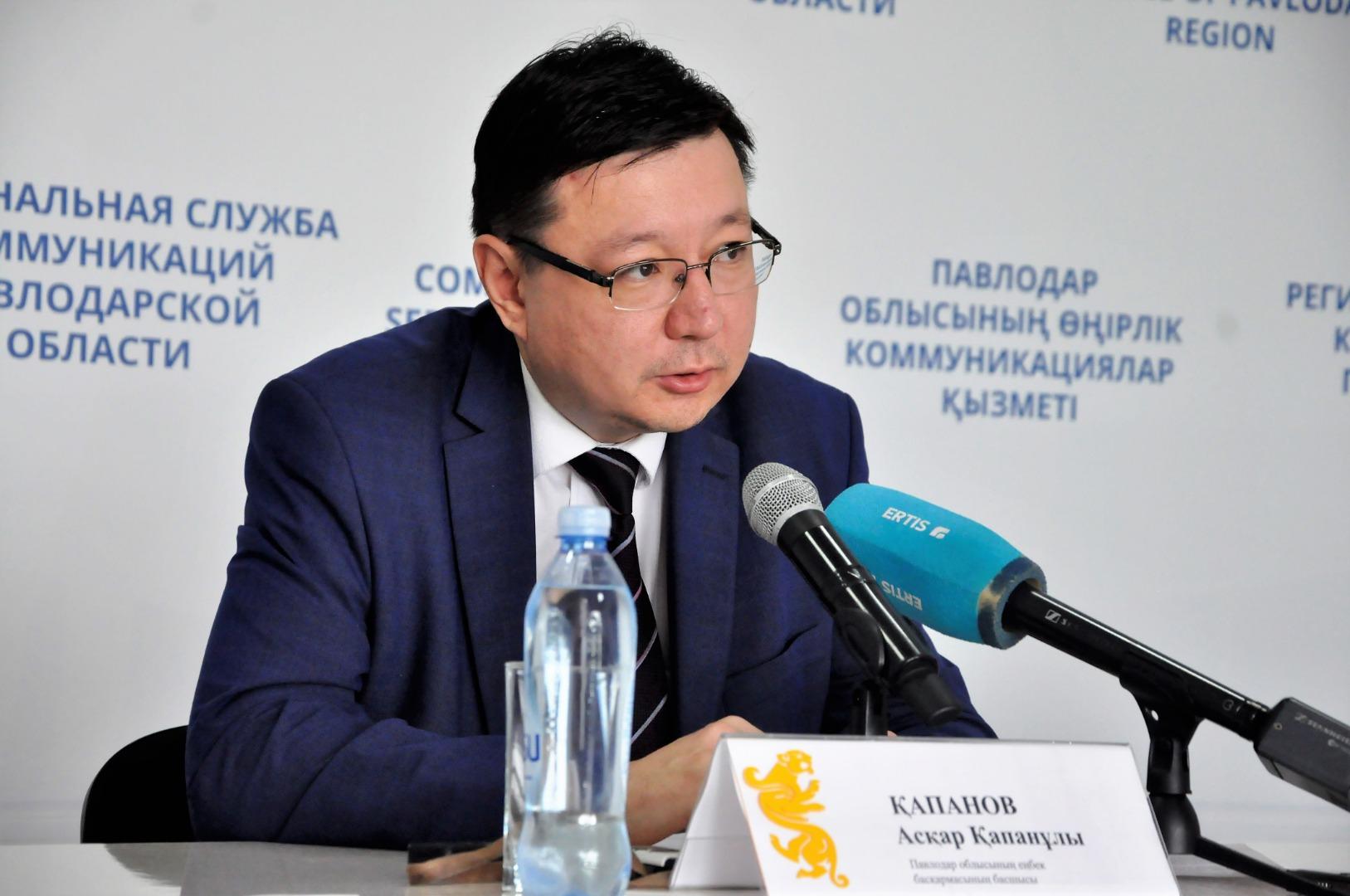 Павлодар облысында175,8 млн теңге жалақы қарызыөтелді