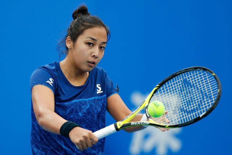 Теннис: Зарина Дияс US Open турнирінде әлемнің 2-ракеткасымен кездеседі