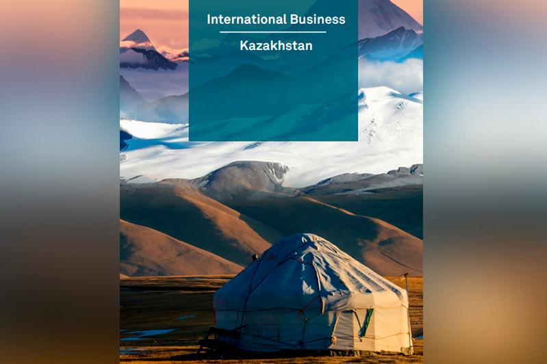 Norwegian «International Business» Report features Kazakhstan