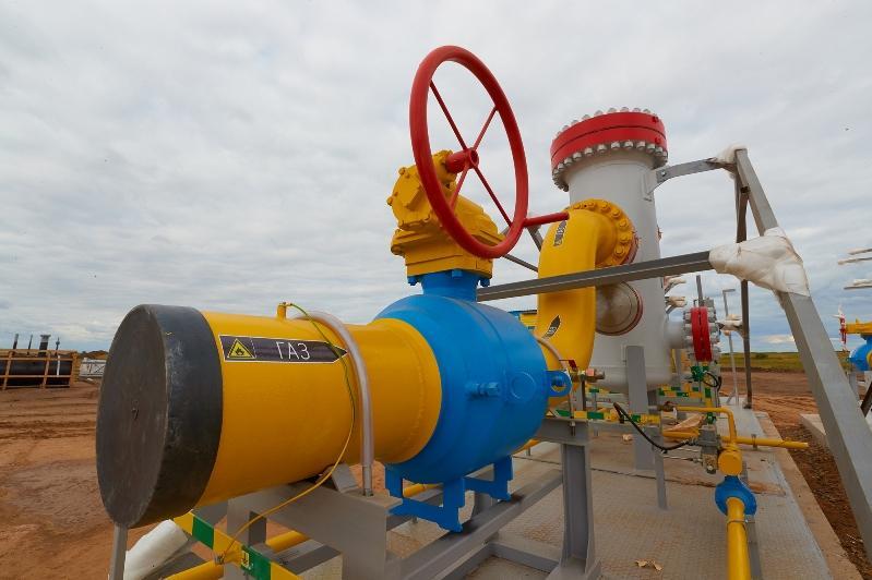 萨热阿尔卡天然气管道将于10月份完工