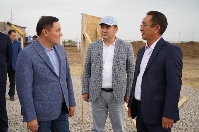 19 проектов врамках программы «Ауыл – Ел бесігі» реализуют в Акмолинской области