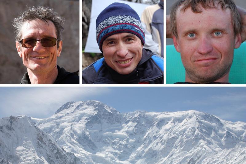 国防部:对三名失踪登山者的搜救行动已经停止