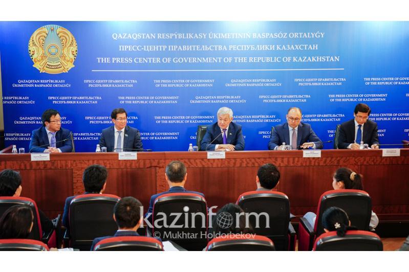 Бердибек Сапарбаев – о словах Елбасы: Это дает стимул для работы