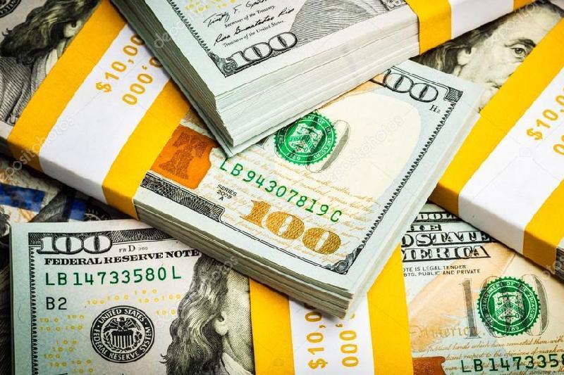 今日美元兑坚戈终盘汇率1:386.27