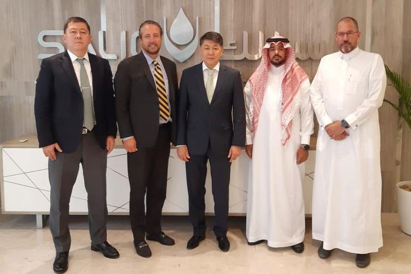 Саудовская Аравия заинтересована инвестировать в сельское хозяйство Казахстана