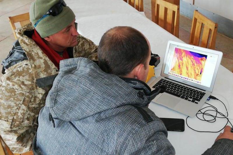 国防部公布了搜救行动相关信息