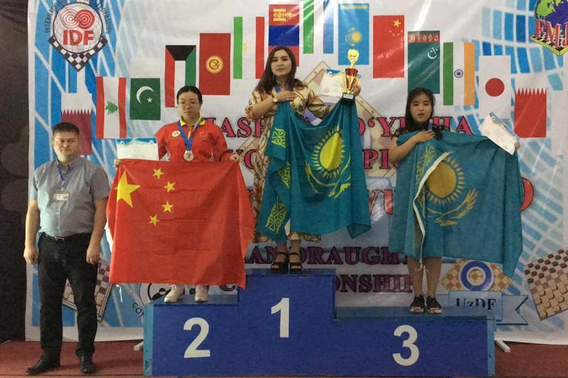 Батысқазақстандық дойбышыға халықаралық гроссмейстер атағы берілді
