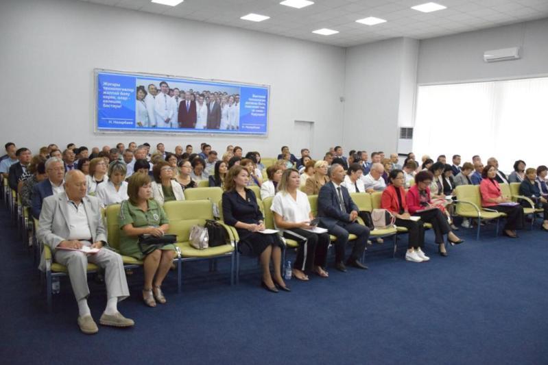 Проблемы здравоохранения обсудили в ВКО